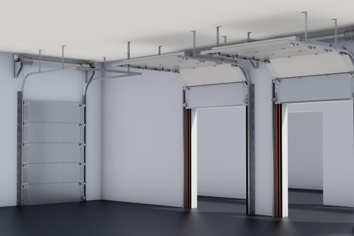 Afbeelding 3D - Metacon brandwerende overheaddeuren (01)