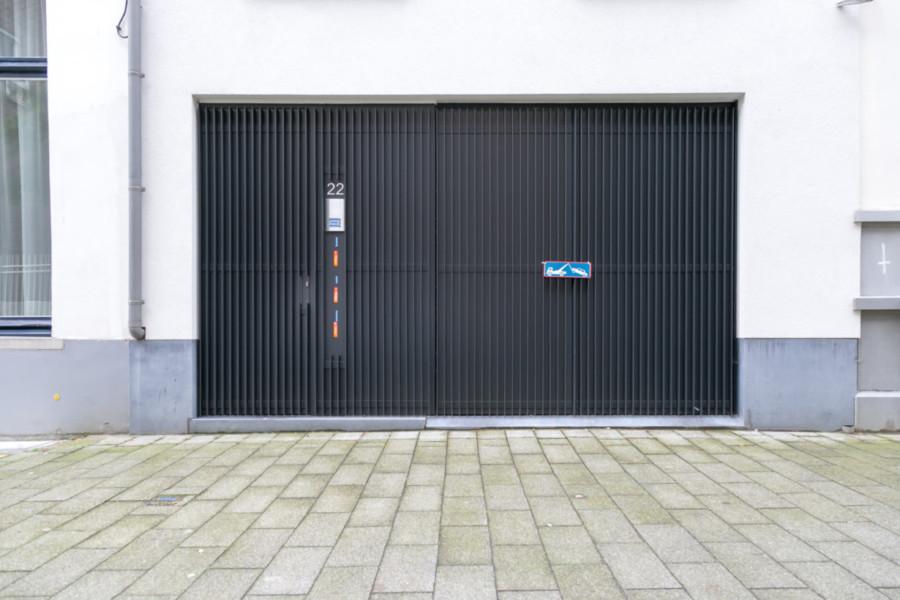 Inkomgeheel Entrance X.